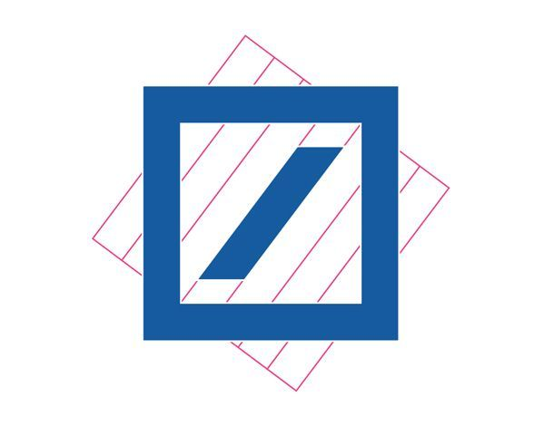 Anton Stankowski Deutsche Bank Logo Circa 70 S Decor Ideen Banks Logo Logo Design Process Logo Design