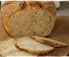 Rezept Delikatessbrot von Kiwis Nest - Rezept der Kategorie Brot & Brötchen