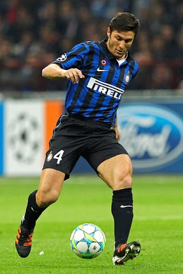 Javier Zanetti Photos And Football Profile
