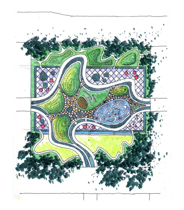 Urban Park Masterplan
