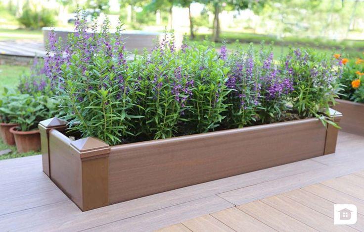 Balcony Planter Boxes