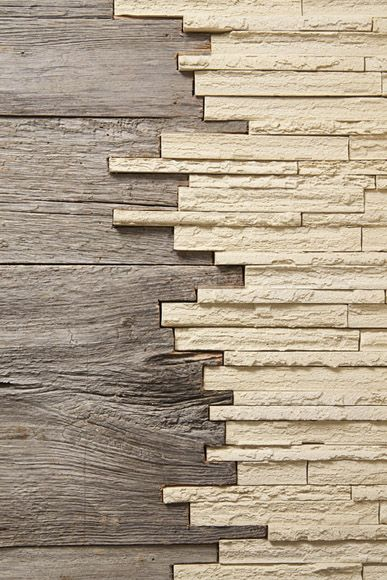 Monkey Forest Road, shop/gallery/cafe, Larson Shores Architects. timber and stone tiling detail