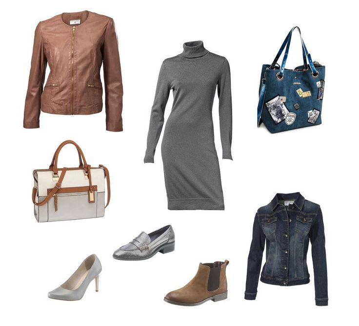 Outfit pre moleky, oblečenie pre moletky - keď sa ochladí - móda pre moletky