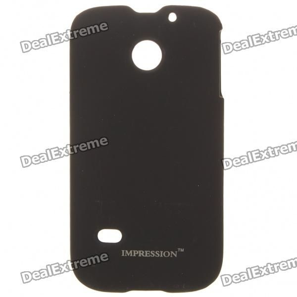 Material: Polycarbonate (PC) - Protects your cell phone from scratches, dust and shock - Screen guard/film and cleaning cloth included - Compatible with Huawei M865/C8650/C8600 http://j.mp/1lklwh4