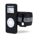 Belkin Armband Case for iPod nano 1G, 2G (Black) (Electronics)By Belkin