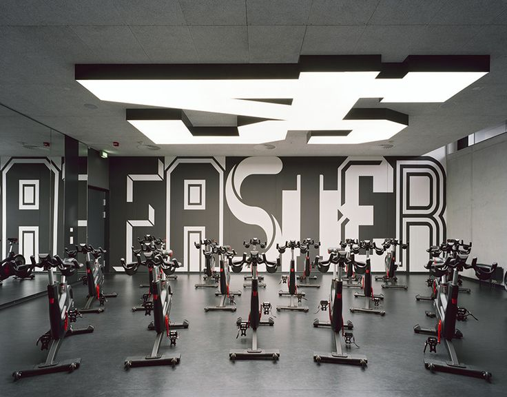 Lovely Best Gym Design