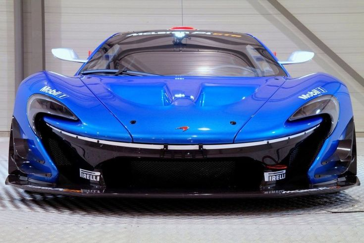 Holy Crap: There's a Road-Legal McLaren P1 GTR For Sale