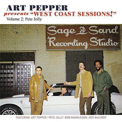 Art Pepper Presents West Coast Sessions Volume 2 -   CD  Nuovo Clicca qui per acquistarlo sul nostro store http://ebay.eu/2knDQcS