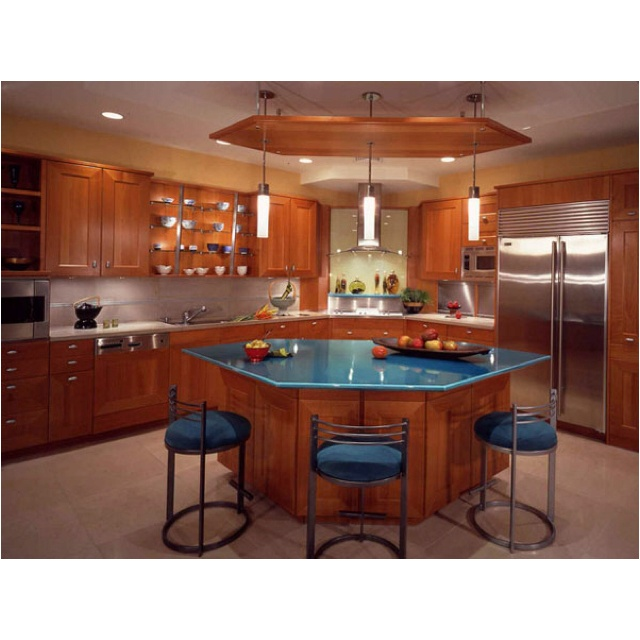 Kitchen Islands Add Beauty Function And Value To The: Kitchen Island With