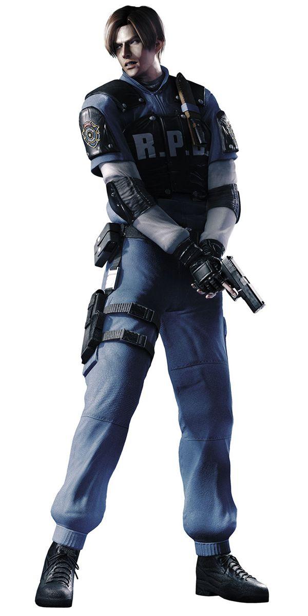 Resident Evil ~ Leon Kennedy