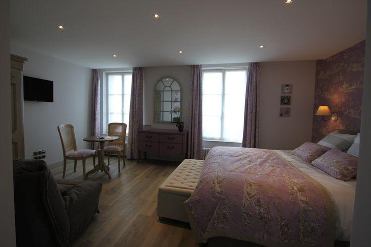 Chambres d'hôtes Domaine Le Clos Fleuri à Honfleur - Meubles Interior's