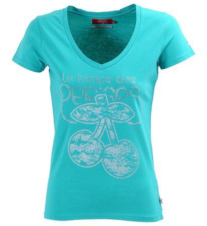 Tee-shirt Sardine Le Temps Des Cerises pour Femme prix promo Galeries Lafayette 45,00 € TTC