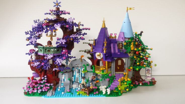 LEGO Elves MOC
