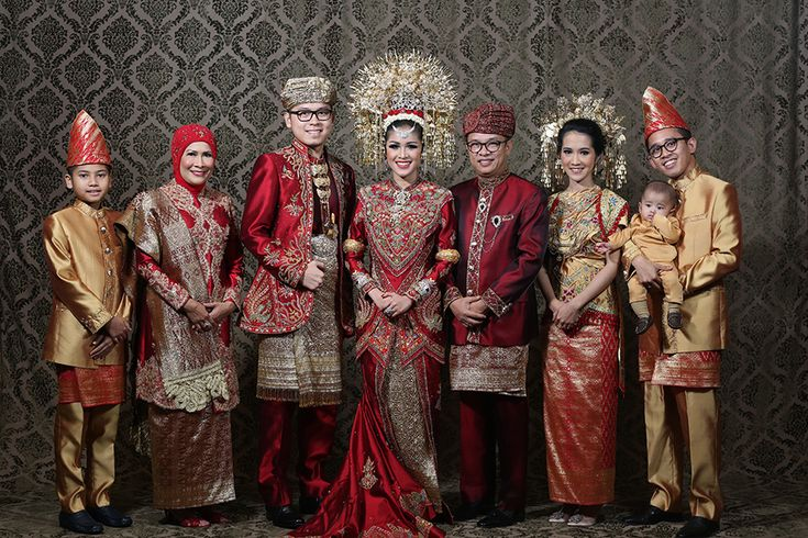 Traditional Minang and Palembang Wedding - 8I9A8770
