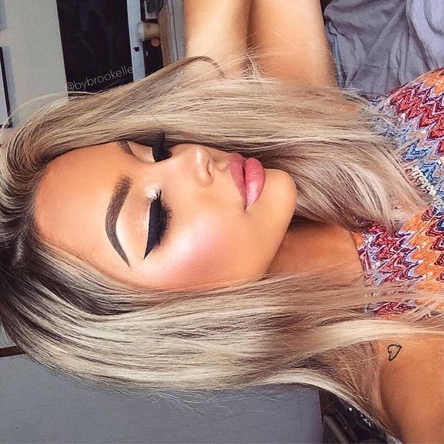 Hair and makeup! ugh!