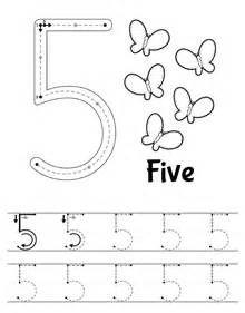 Tracing Number 1-10 ~Freebie