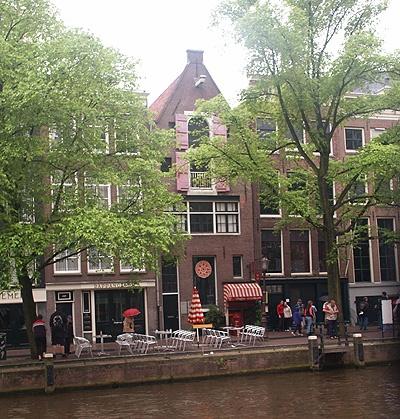 Anne Frank Haus/Museum, Amsterdam, Netherlands