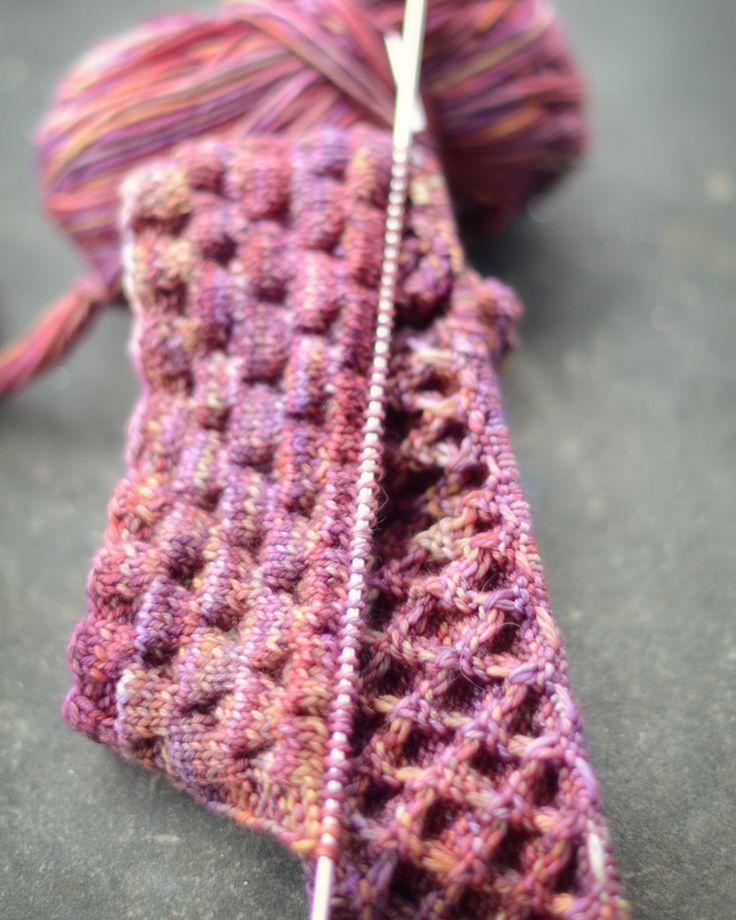 stitch for a scarf