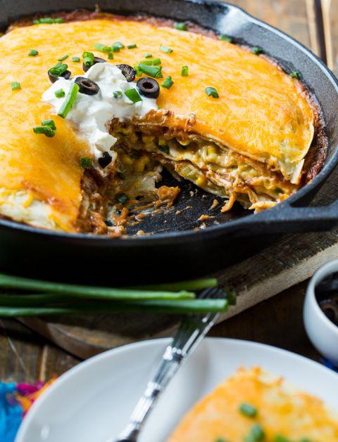 ... + ideas about Tortilla Pie on Pinterest   Tortillas, Chicken and Pies