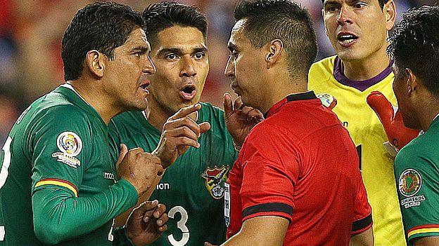 DT de Bolivia sobre triunfo de Chile: