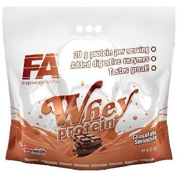 FA Whey Protein 908gr | Fitness Authority