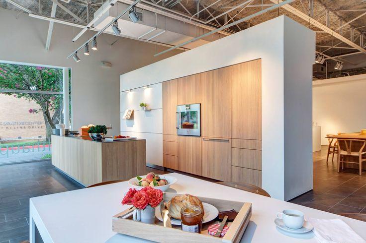 bulthaup showroom Dallas. Picture Copyright: 2014 Chad M. Davis, AIA. #kitchen #design #WeLoveKitchen www.bulthaupsf.com