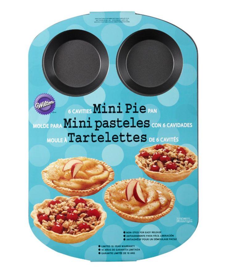 Take a look at this Wilton Mini Pie Pan today!