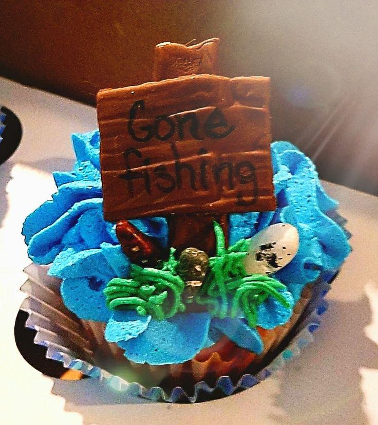fishing wedding cake toppers australia