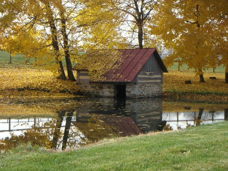 Image result for springhouse