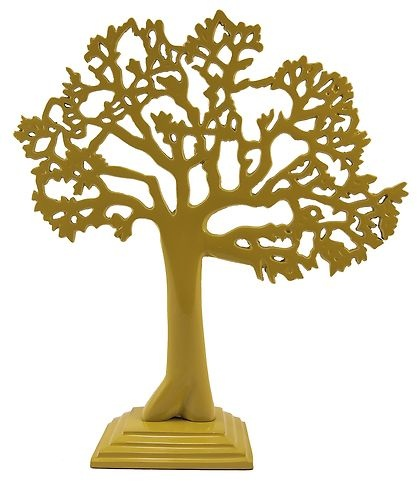 New Tree of life, jewellery stand, Lime finish, art, great gift idea, decor