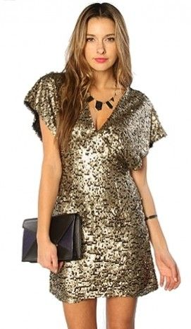Latest Christmas Party Dresses 2012 For Girls