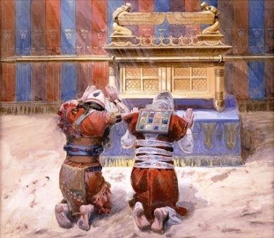 JESUS CRISTO A LUZ DO MUNDO:   A ARCA DA ALIANÇA A arca de Deus ficou com a fa...