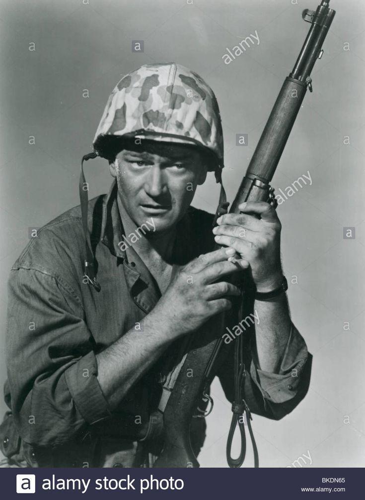 Sands Of Iwo Jima (1949) John Wayne Soij 006p Stock Photo, Royalty Free Image: 29190845 - Alamy