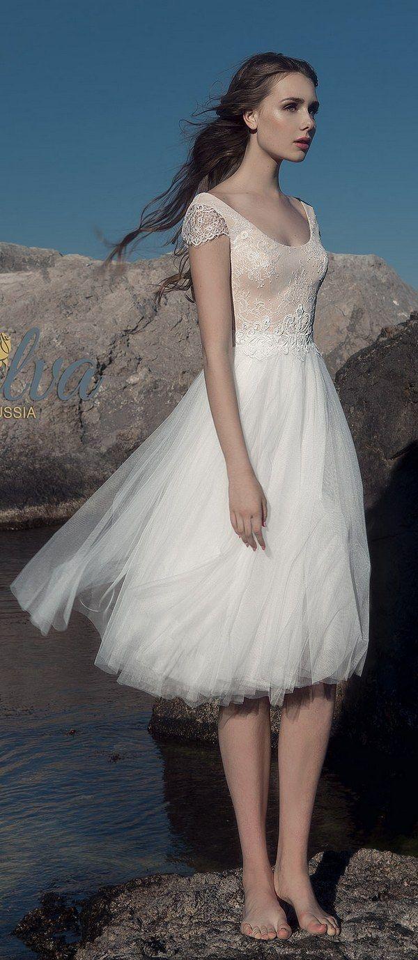 Milva Bridal Wedding Dresses 2017 Costa / http://www.deerpearlflowers.com/milva-wedding-dresses/9/