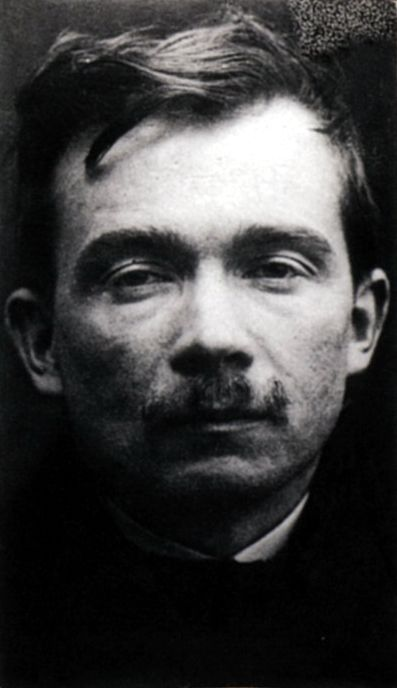 Jules Bonnot , police mugshot 1909 Jules became the leader of the Bonnot gang and took part in bank robberies and murders