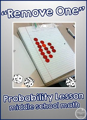 Great math game to teach probability! ~ blog post