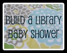 Decorations, food and invitation ideas for hosting the perfect build a library themed baby shower.