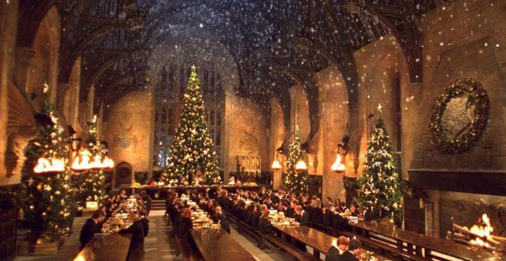 Karácsonyi vacsora a Roxfortban? Már nem csak álom! / JOY.hu