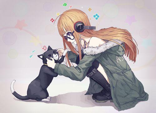Futaba & Morgana | Persona 5