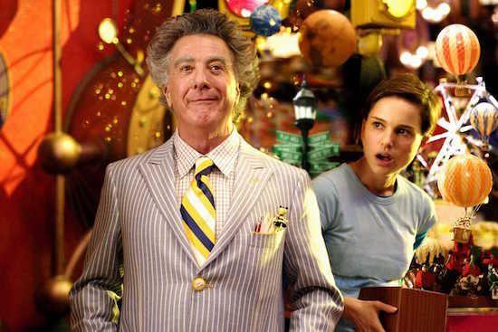 Mr. Magorium e la bottega delle meraviglie - Dustin Hoffman