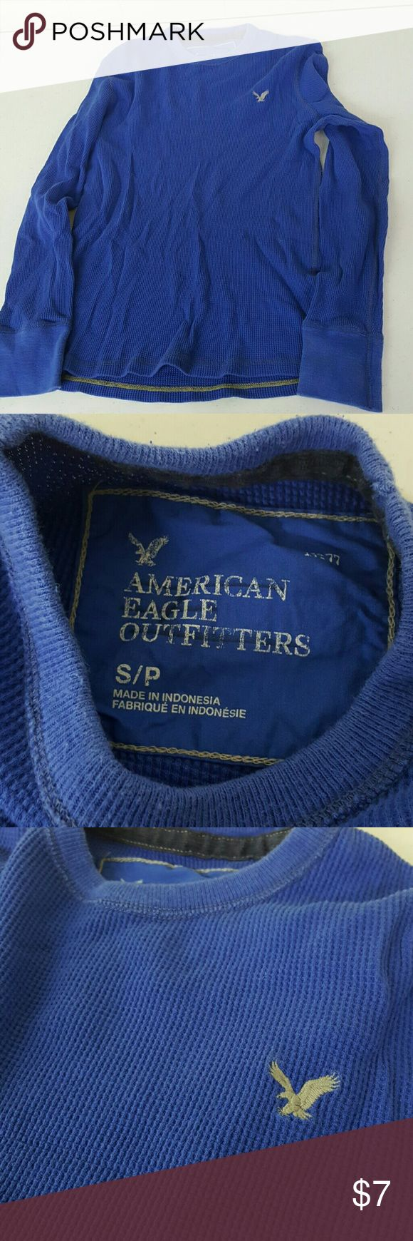 Men's Small American Eagle Shirt Men's Small American Eagle Shirt - A little worn looking American Eagle Outfitters Shirts