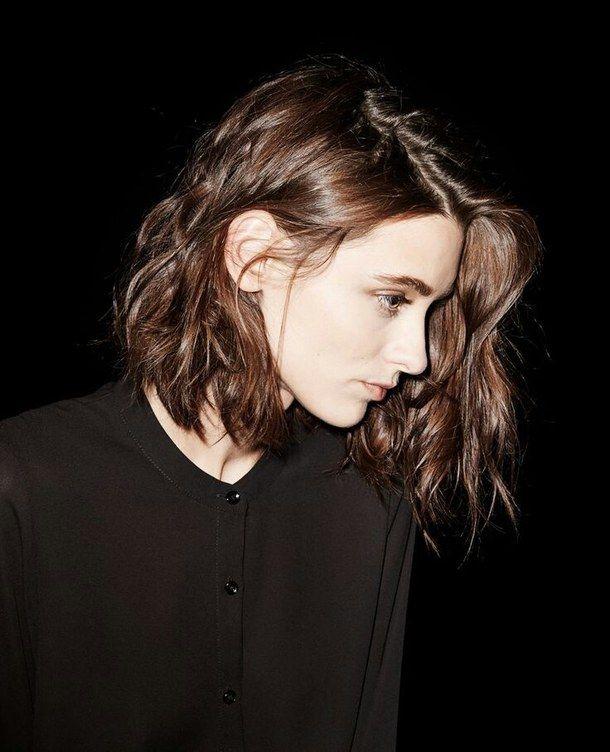 гранж, короткие волосы, волосы, эстетическое, Tumblr