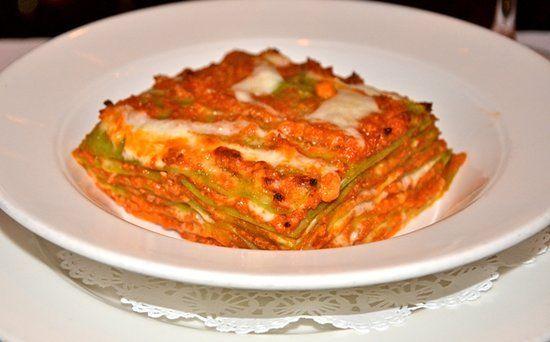 Biba, romantic and excellent Italian food