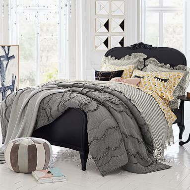 The Emily & Meritt Lilac Bed #pbteen