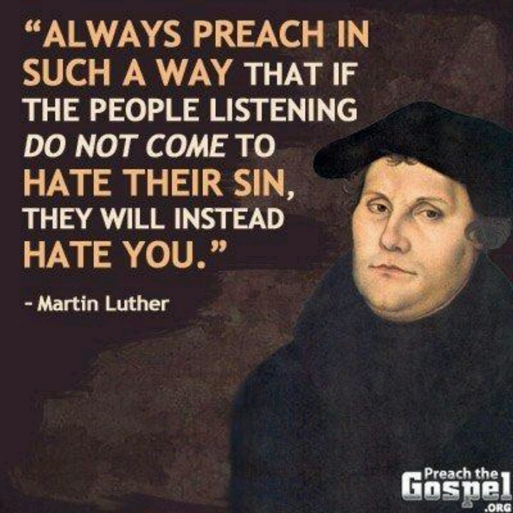 Martin Luther Reformation Quotes. QuotesGram