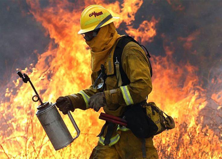 Incendio Jerusalem se multiplica en el norte de California