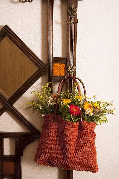 Rezavá taška
