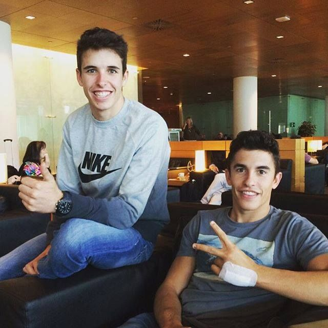 Marc y Alex Márquez Rumbo a Japón! / Road to Japan!