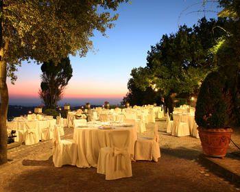 Villa Pocci - Location matrimoni Marino (RM)