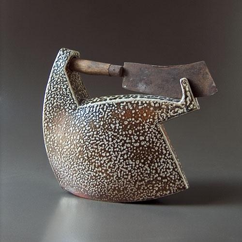 Aage Birck, Keramiske værker på Skanderborg Museum